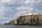 Lighthouse, Inner Farne, England by Dave Banks