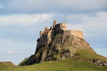Lindisfarne Castle, Holy Island, England by Dave Banks