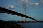 Forth Road Bridge, Fife by Dave Banks