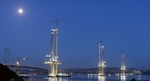 Queensferry Crossing under construction, Fife by Dave Banks