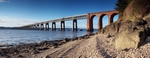 Tay Rail Bridge, Fife by Dave Banks