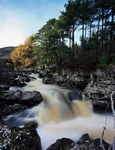 Falls of Truim - Dave Banks - Scottish Landscape Photography
