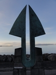 Sculpture, Reykjavik - Dave Banks Photography