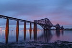 Forth Rail Bridge, Lothian by Dave Banks