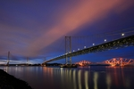 Forth Bridges, Lothian by Dave Banks