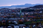 Trondheim, Norway by Dave Banks