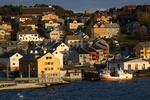 Kristiansund harbour - Dave Banks Photography