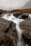 Fairy Pools, Glen Brittle, Skye by Dave Banks