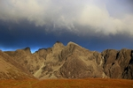 Cuillin Ridge, Skye by Dave Banks