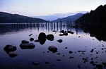 Loch Tay, Tayside by Dave Banks