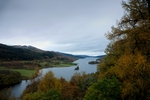 Queens View, Loch Tummel, Tayside by Dave Banks