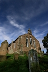 Ballathie church, Tayside by Dave Banks